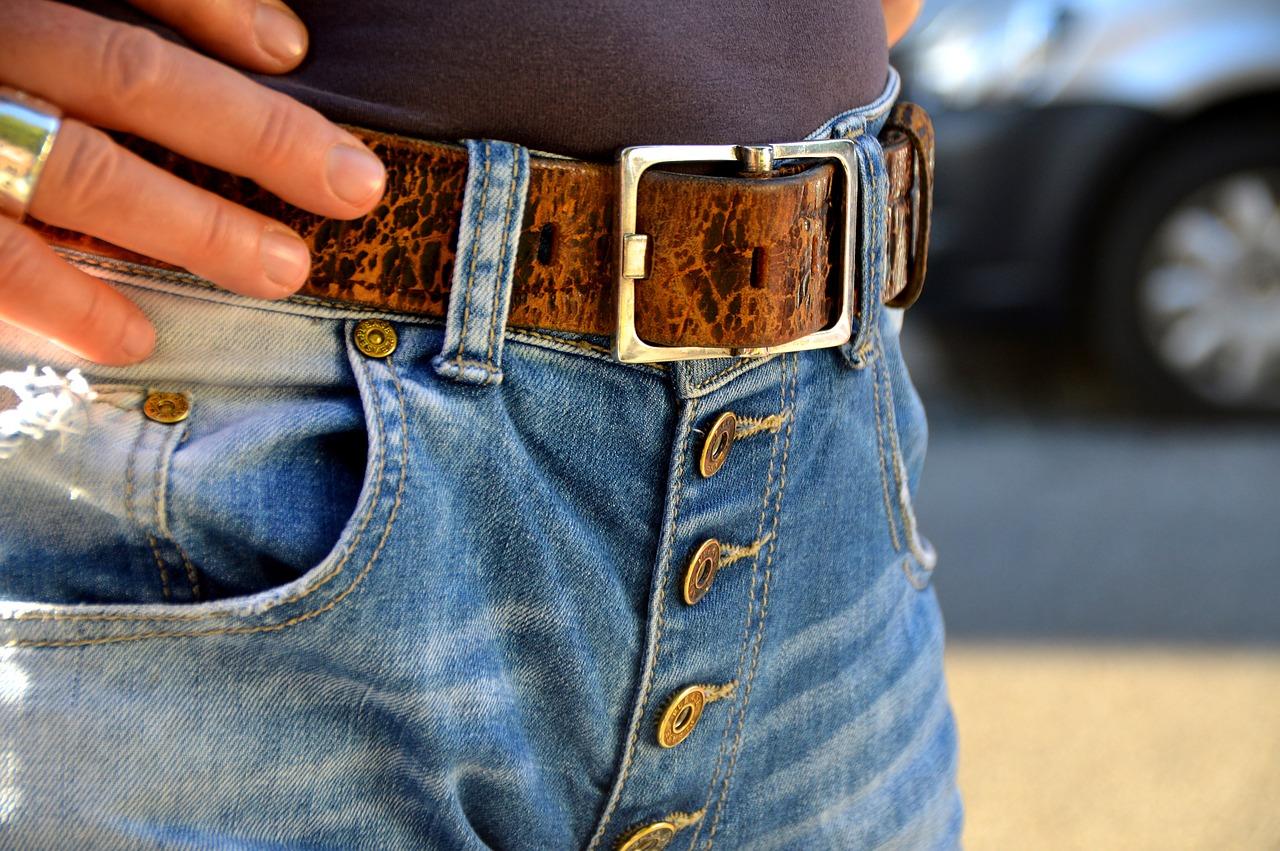Associer la bonne ceinture à sa tenue